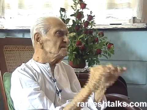 Ramesh Balsekar Video: Birth, Rebirth and the Ego