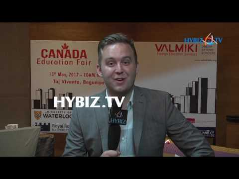 Dylan Hoemsen-Canada Education Fair 2017
