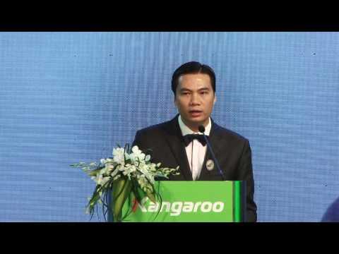 TGĐ phát biểu Kangaroo Asean