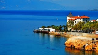 Aidipsos Greece  City new picture : Evia, Greece - Aidipsos - AtlasVisual