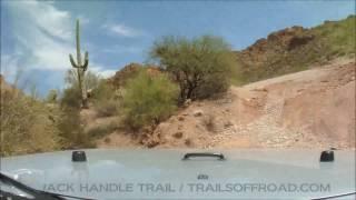Jack Handle Trail, Florence Arizona, Trailsoffroad.com