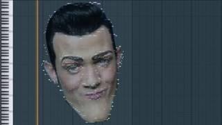 Robbie Rotten - MIDI art