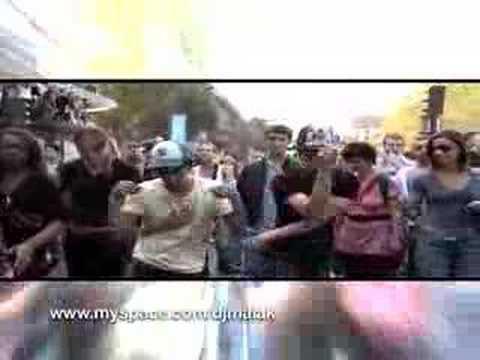 DJ MAIA K @ TECHOPARADE 2007