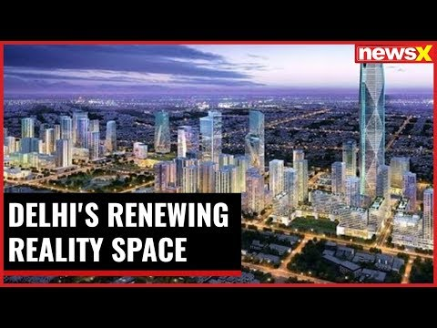 NewsX Conclave- Building India: Delhi's Renewing Reality Space