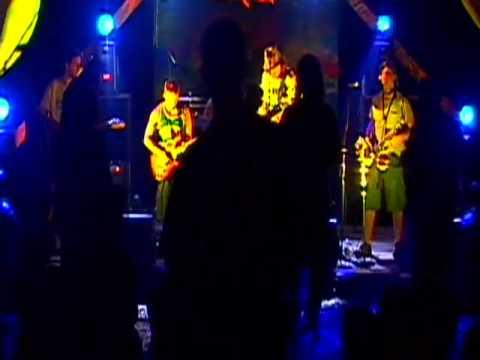 The Burnin' Smyrnans Live @ Mossy Headz 2008