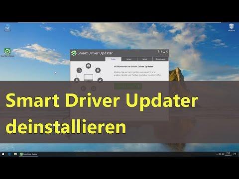 Smart Driver Updater deinstallieren