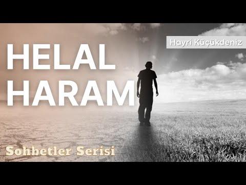 Haram ve Helal Hakkındaki Ayetler ve Hadisler