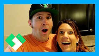 It's almost time! We have our final walkthrough of the new house! Did you see yesterday's vlog?