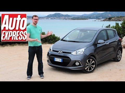 Hyundai i10 Review – Auto Express
