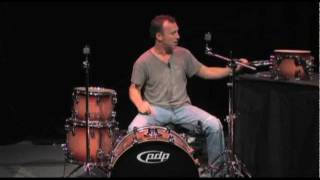 Welcome new drummers! Stephen Perkins is here to shed some light on the mystical world of the Drum Kit. If you're new to the instrument, Stephen will show ...