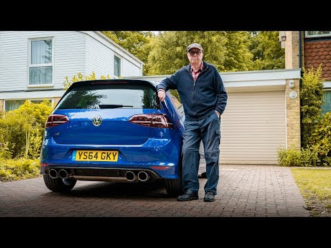 THIS 75 YEAR OLD BUILT A 600 BHP *VW GOLF R*