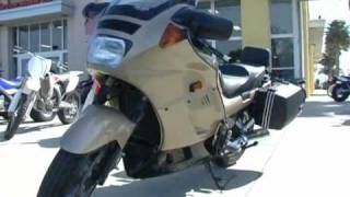 7. 2005 Kawasaki Concours