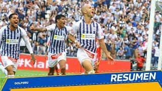 Resumen: Alianza Lima vs. Sport Huancayo (3-1)