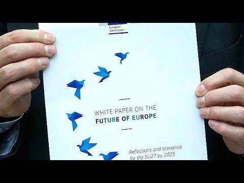 Τα πέντε σενάρια Γιούνκερ για το μέλλον της ΕΕ- Οι πρώτες αντιδράσεις
