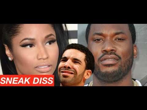 Nicki Minaj DISS Meek Mill? You Need Your OPS (Drake) Your A Son Never Be The Man