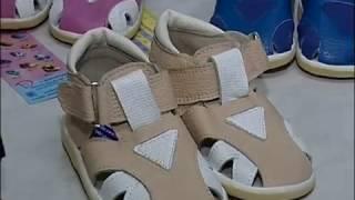 Видео с производства нашей обуви