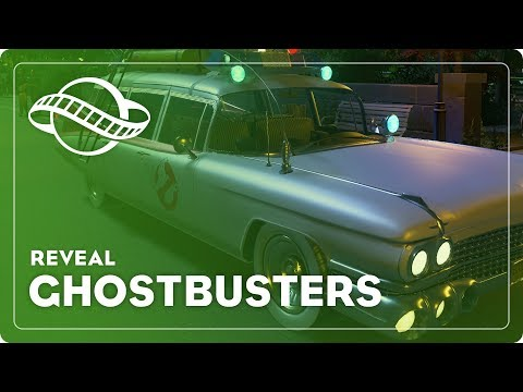 Planet Coaster: Ghostbusters | Reveal Trailer