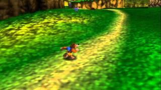 Let's Play Banjo Kazooie! Episode 1 - Bear and Bird... bag... Thing!