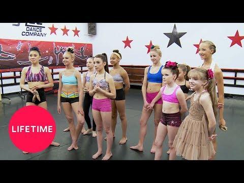 "Dance Moms: Dance Digest - ""Light as a Feather Stiff as a Board"" (Season 4 Flashback) | Lifetime"