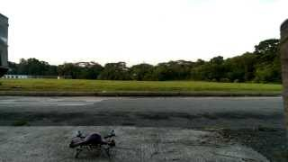 Skyartec Butterfly Brushless Quad - First Outdoor Flight