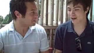Matt Chin and me