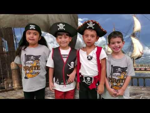 We ARRR Pirates!