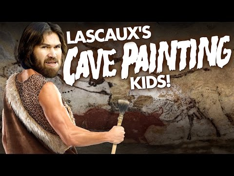 lascaux caves - The new episode of Laughing Historically is alive! In our most animated episode yet, Brandon is joined once again by Michelle and Lorraine from Girls Side an...