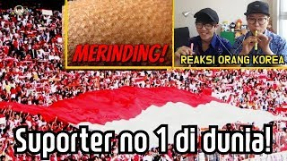 Video ORANG KOREA MERINDING MENONTON SUPORTER BOLA INDONESIA MP3, 3GP, MP4, WEBM, AVI, FLV Oktober 2018