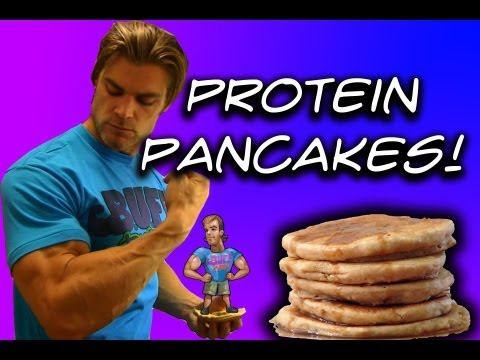 Easy Protein Pancakes Recipe – Buff Dudes