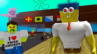 ROBLOX XBOX | SPONGEBOB SQUAREPANTS | TERROR IN BIKINI BOTTOM