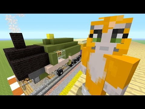 Minecraft Xbox - Building Time - Train Station - Double Special {34} (видео)
