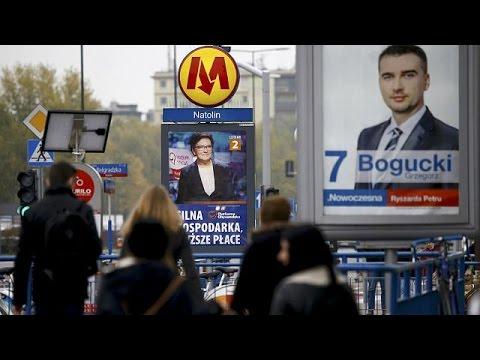 Πολωνία: Στις κάλπες προσέρχονται οι πολίτες