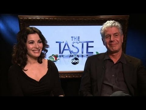 yumsugar Recipes - Last week saw the premiere of The Taste, ABC's food reality TV show starring judges Anthony Bourdain, Nigella Lawson, Ludo Lefebvre, and Brian Malarkey. What...