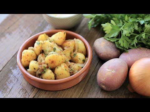 French Bistro Saute Potatoes Cooking Secrets | French Bistro Recipes