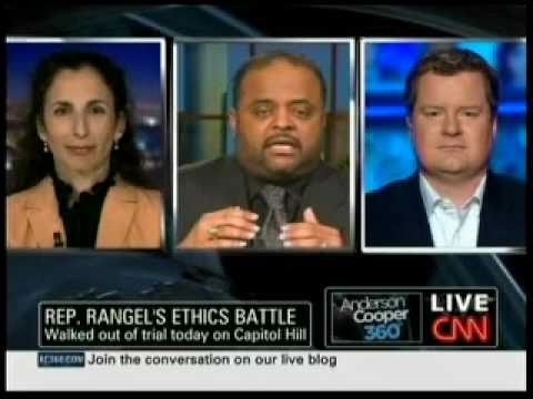 Melanie Sloan Discusses Rangel's Trial on AC360
