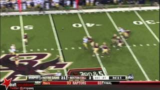 Prince Shembo vs Boston College (2012)