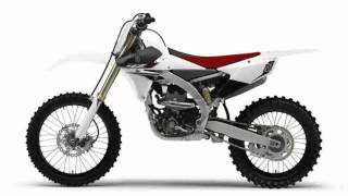 10. 2014 Yamaha YZ 250F - Details and Features