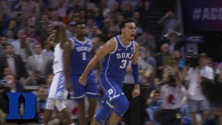 Duke Beats UNC In Wild Finish In ACC Tournament