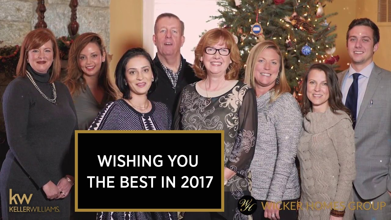We Hope You Have a Great 2017