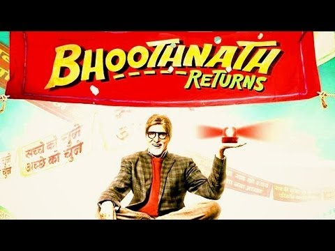 bhoothnath movie Shahrukh Khan - In today's Segment we will Review the upcoming film - Bhoothnath Returns which stars - Amitabh Bachchan & Shahrukh Khan & Ranbir Kapoor in Supporting Roles C...