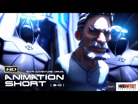 THE HERBALIST (HD) The Past Always Catches up with you. SciFi Animated student film. (IsartDigital)