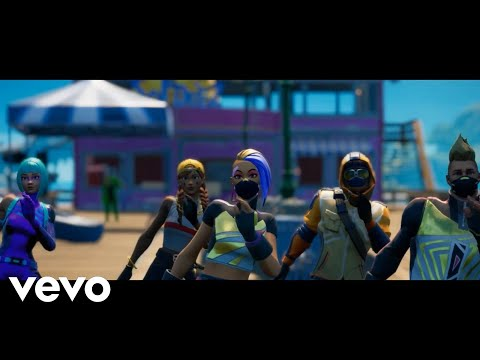 Klondike Blonde, Dixie - My Drip (Official Fortnite Music Video) Ft. Ayo & Teo