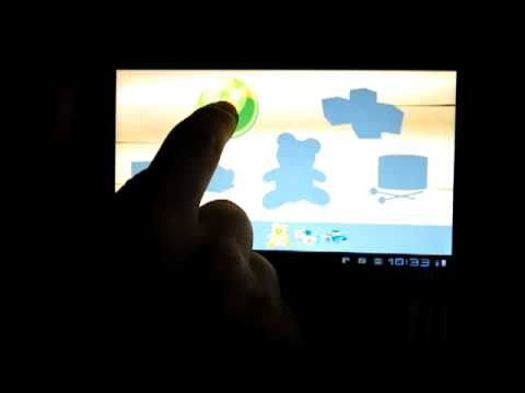 Video of Wooden Puzzle HD for Tab