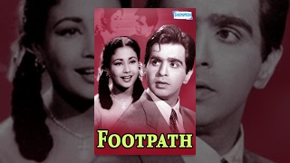 Foot Path (1953) | FULL MOVIE | HD Dilip Kumar, Meena Kumari