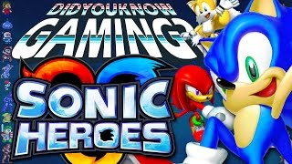 Did You Know Gaming Sonic Hero's