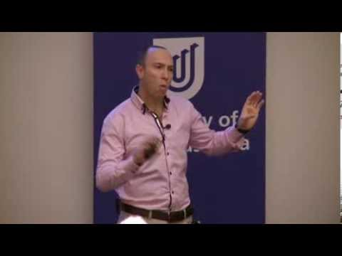 Getting a grip on pain and the brain – Professor Lorimer Moseley – Successful Ageing Seminar 2013
