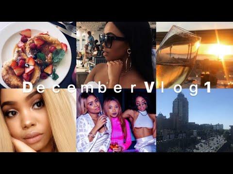 December Vlog 1: Cape Town & A Mess   Landzy Gama