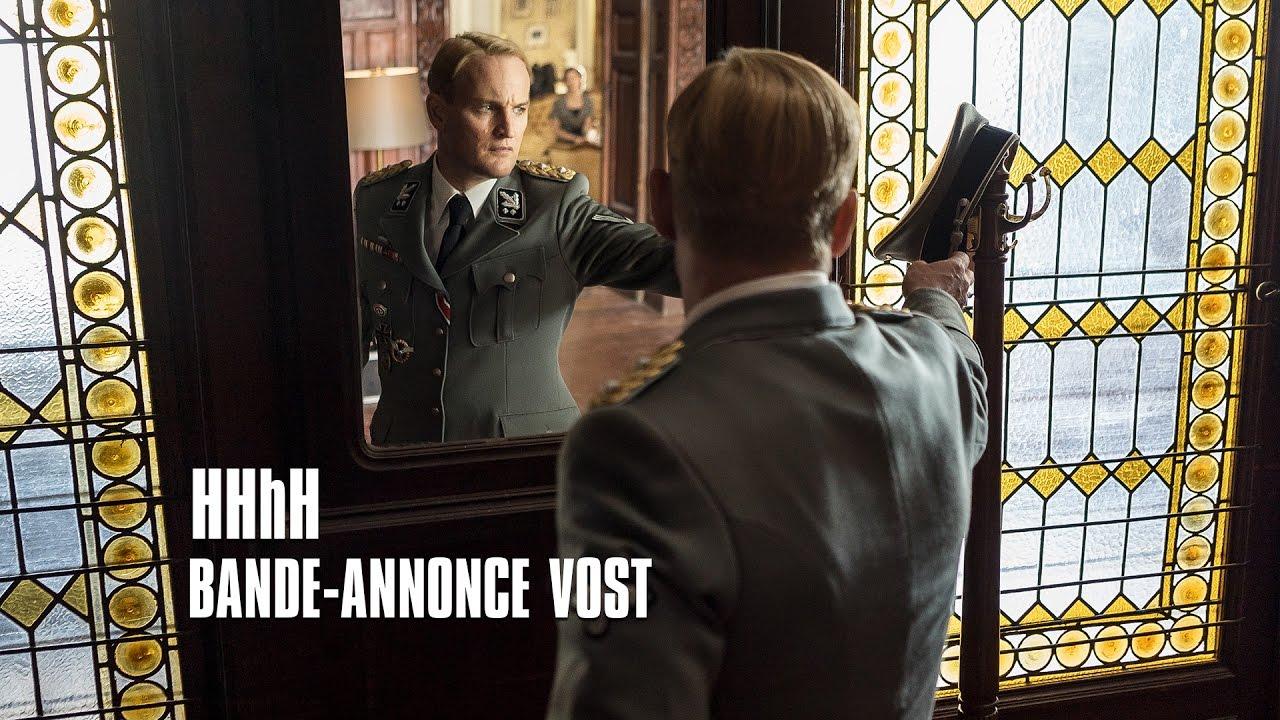 Watch Trailer for Cédric Jimenez's World War II Thriller 'HHhH' (AKA The Man with the Iron Heart) starring Jason Clarke & Rosamund Pike