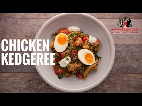 Tefal Chicken Kedgeree | Everyday Gourmet S6 E6