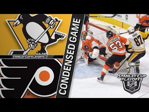 04/18/18 First Round, Gm4: Penguins @ Flyers